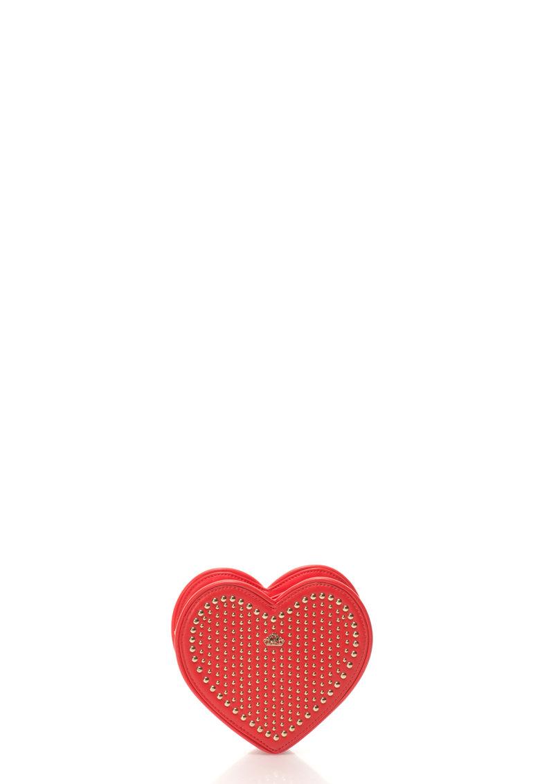 Geanta crossbody de piele sintetica Valentine