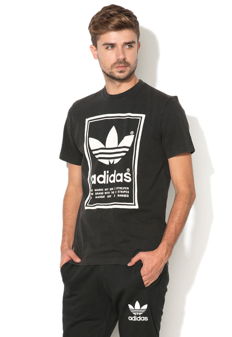 Adidas ORIGINALS Tricou cu imprimeu logo JAPAN ARCHIVE