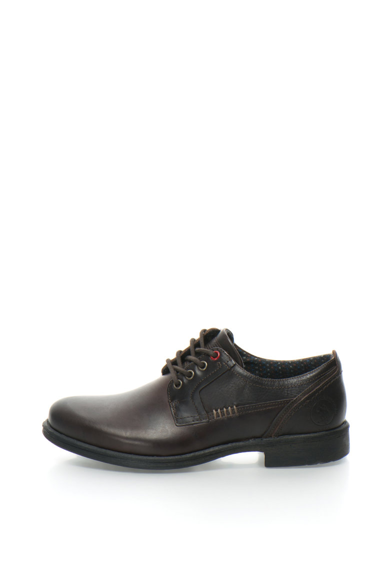 US Polo Assn Pantofi derby de piele Sefton