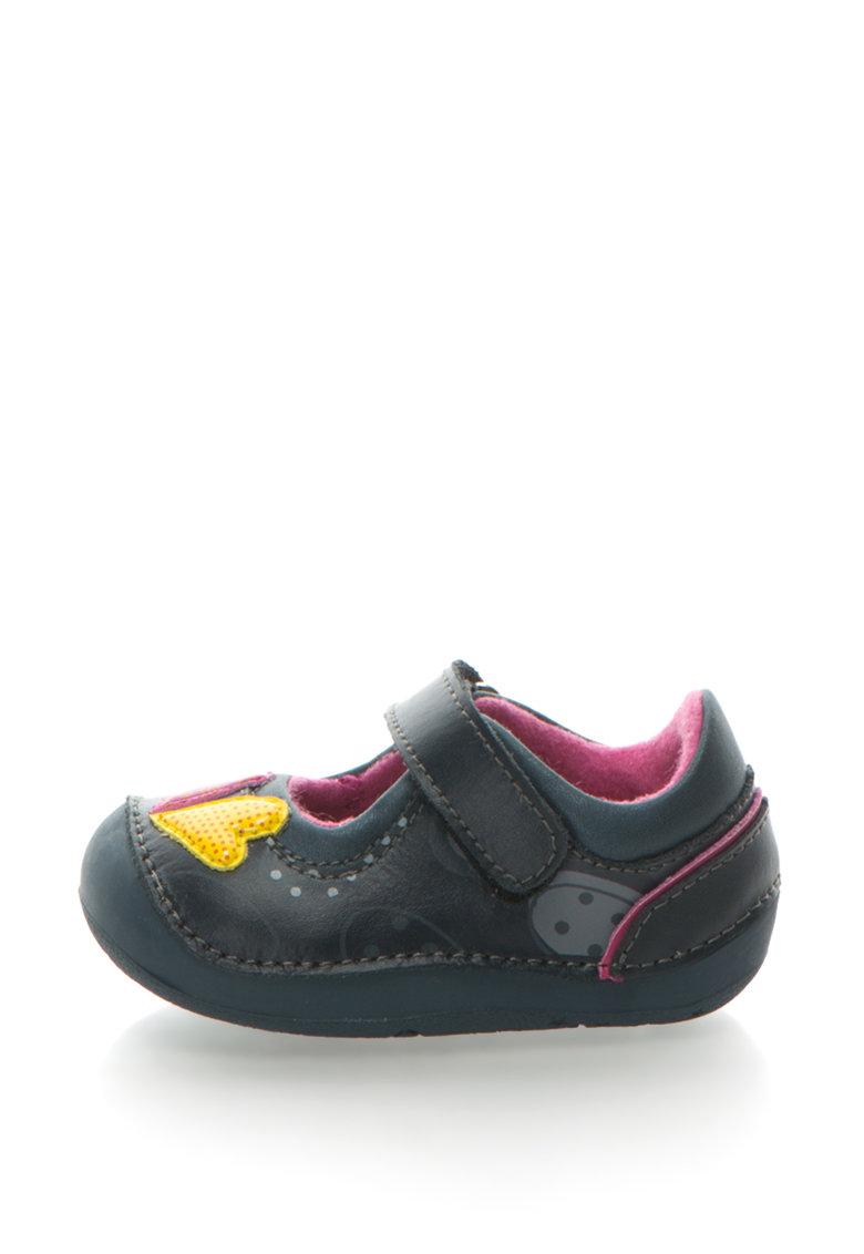 Pantofi Mary Jane de piele de la Lea Lelo