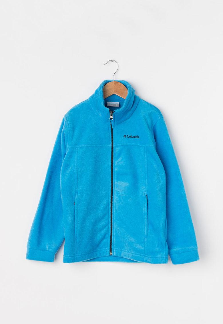 Bluza sport din fleece  cu fermoar Steens Mt™ II