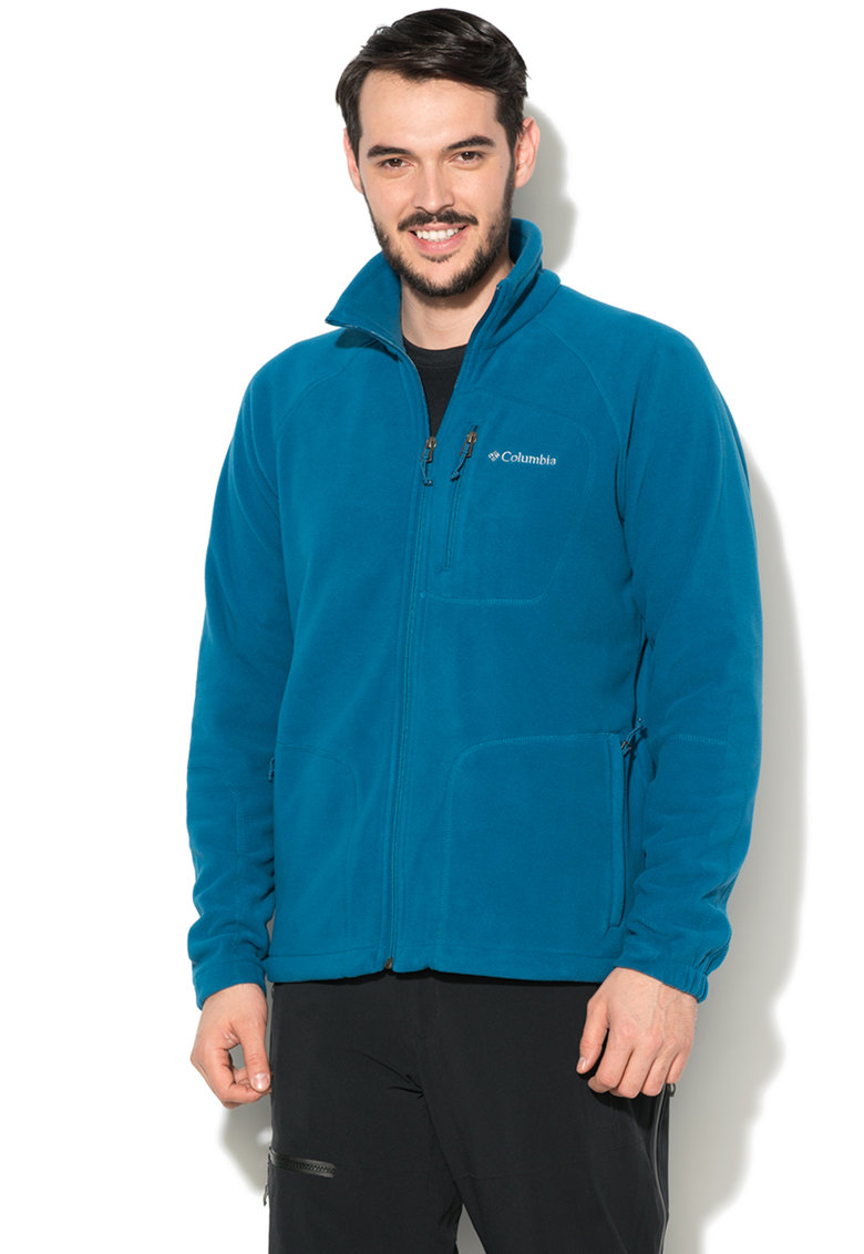 Bluza din fleece cu fermoar Fast Trek
