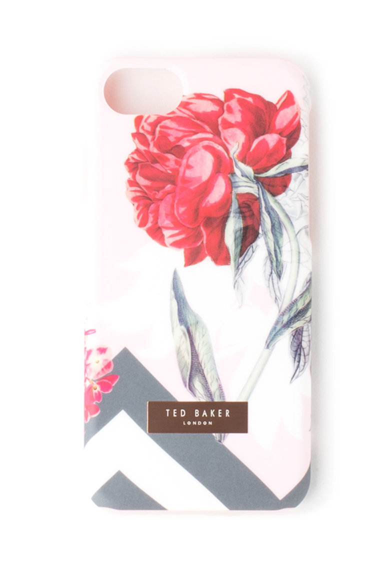 Carcasa pentru IPhone cu model floral Dodie thumbnail