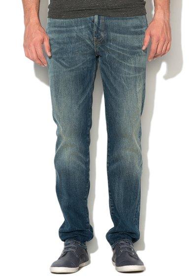 Levi`s Jeansi slim fit conici albastri 522™