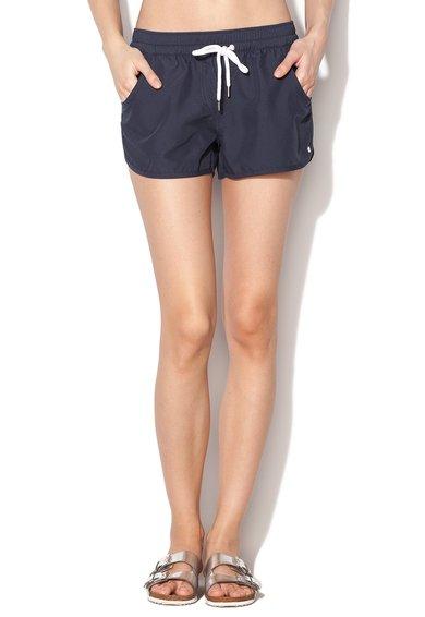 Pantaloni scurti de baie bleumarin inchis cu buzunare Atlantic de la Esprit Bodywear