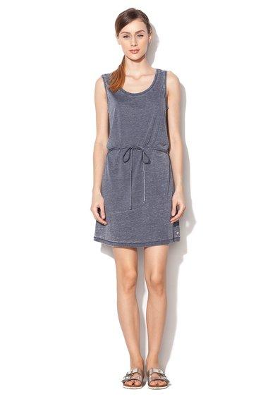 Rochie pentru plaja gri inchis melange Hamptons de la Esprit Bodywear