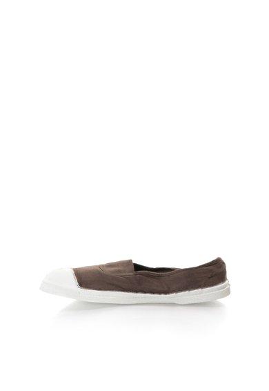 Bensimon Pantofi slip-on maro