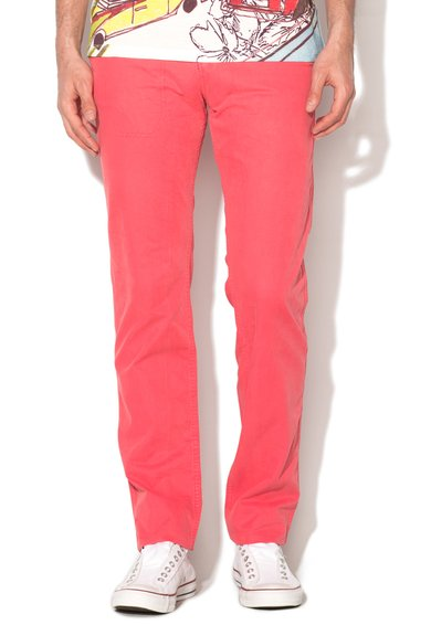 Desigual Pantaloni roz grenadine China