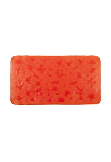Covoras aderent oranj mandarina Splash
