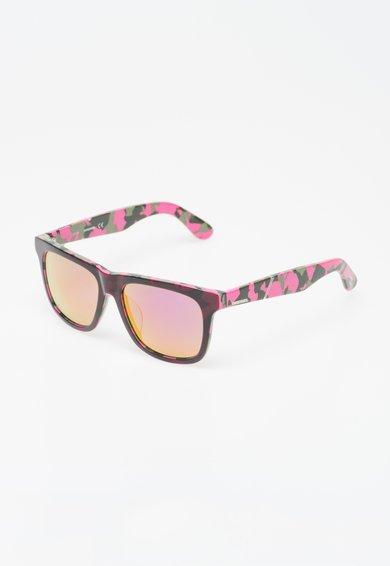 Diesel Ochelari de soare roz fandango inchis cu roz bombon