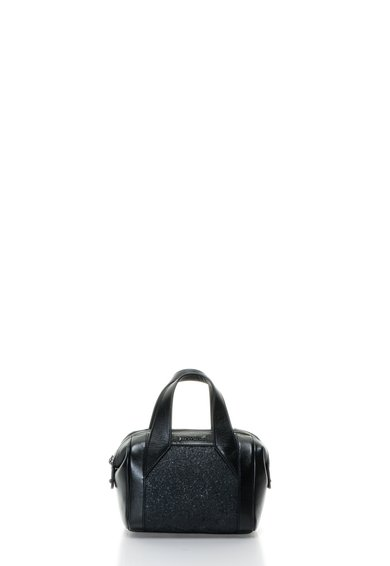 Just Cavalli Geanta bowler mini neagra