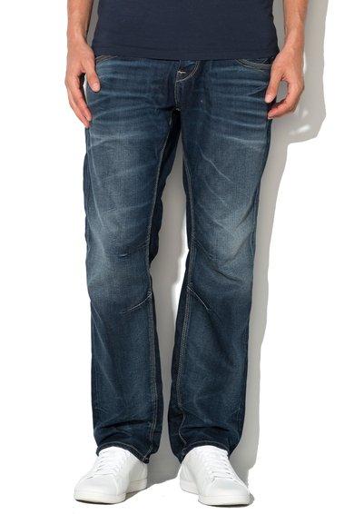 JackJones Jeansi albastri loose fit Boxy