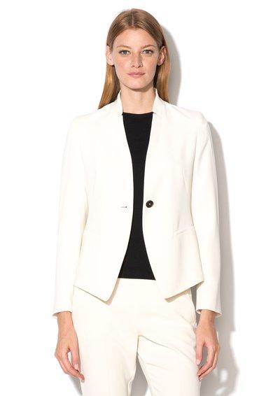 FashionDays.ro: Sacou alb fildes Pedina Marella ART 365