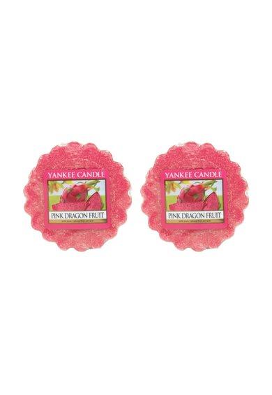 Yankee Candle Set tarte de ceara parfumata Pink Dragon Fruit – 2 bucati