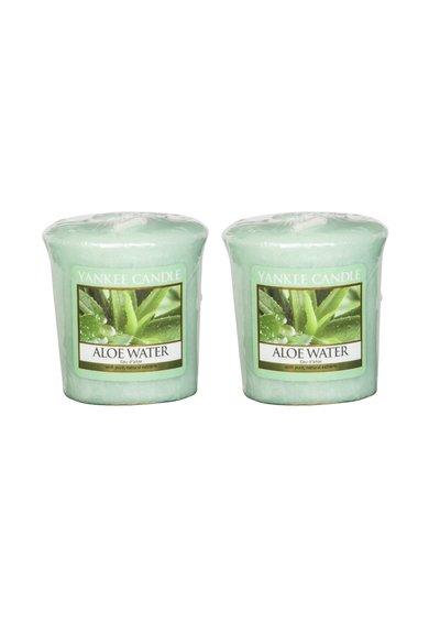 Yankee Candle Set de lumanari parfumate Aloe Water – 2 bucati