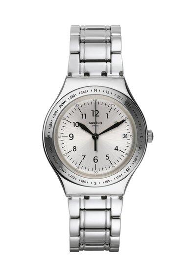 FashionDays.ro: Ceas argintiu Irony Swatch