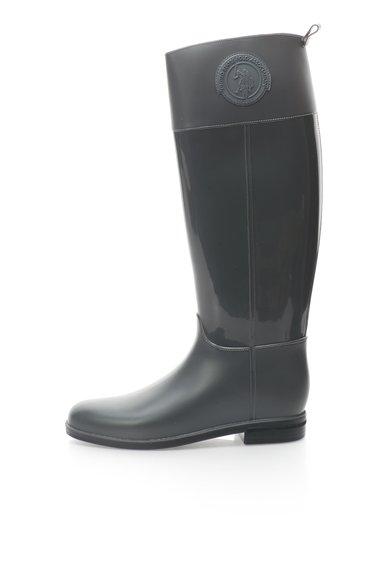 Cizme de ploaie gri Fiordalis