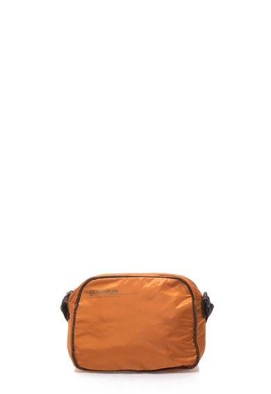 FashionDays.ro: Geanta crossbody mica oranj stins Bensimon