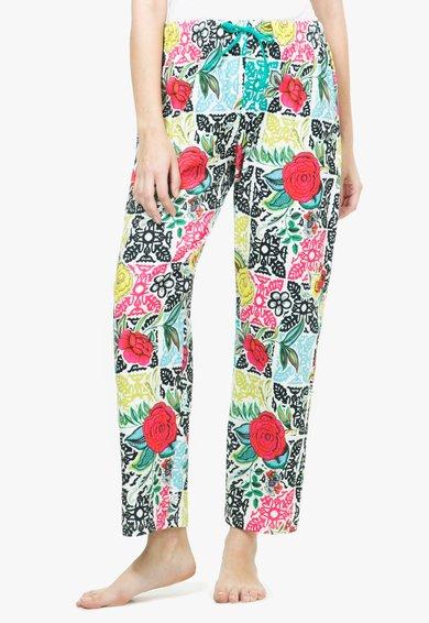 Pantaloni de casa multicolori Luxury de la Desigual living