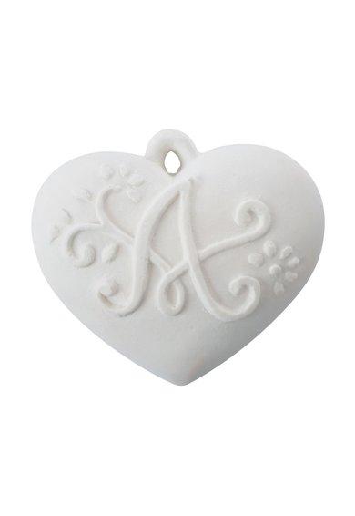 Decoratiune parfumata in forma de inima de la Mathilde M