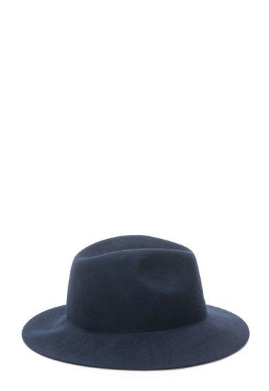 Palarie bleumarin din lana Glair de la Pepe Jeans London