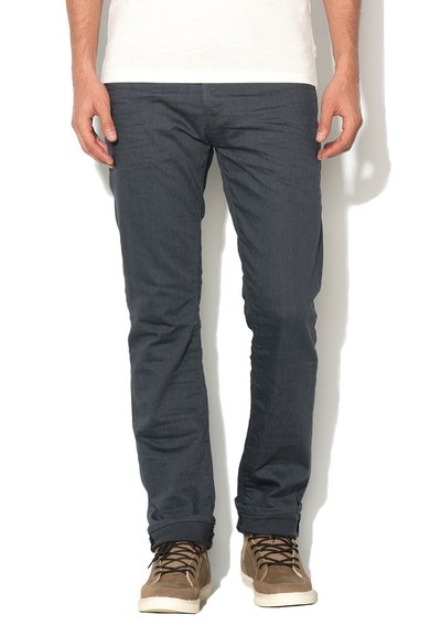 JackJones Jeansi gri regular fit Clark