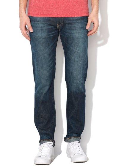 FashionDays.ro: Jeansi slim fit bleumarin 511 Indigo Mountain Levis