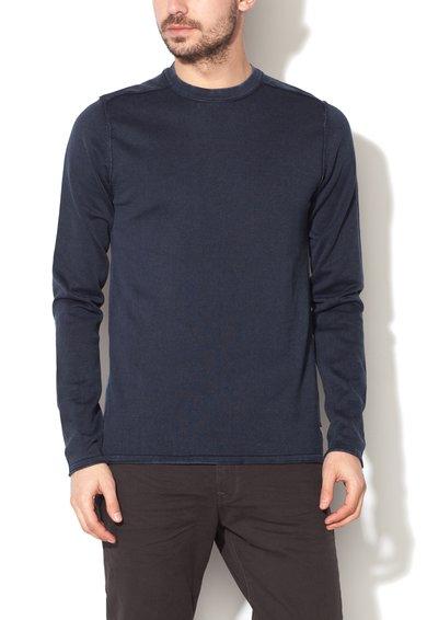Bluza bleumarin texturata Brayden JackJones