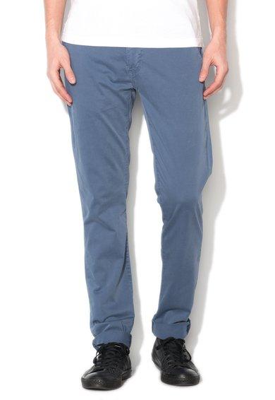 New Zealand Auckland Pantaloni conici albastri Napier