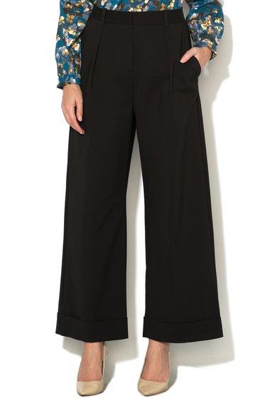 FashionDays.ro: Pantaloni negri cu croiala ampla Closet LONDON