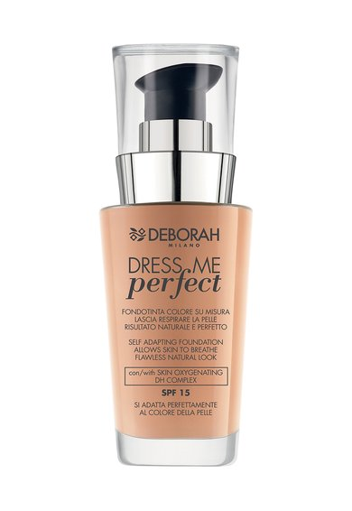Fond de ten Dress Me Perfect 02-Beige de la Deborah