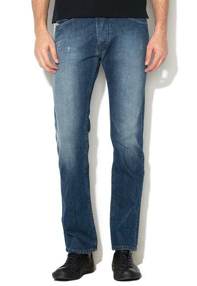 Diesel Jeansi slim fit conici albastri Darron