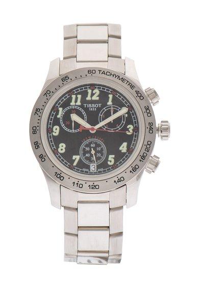 FashionDays.ro: Ceas cronograf argintiu Tissot