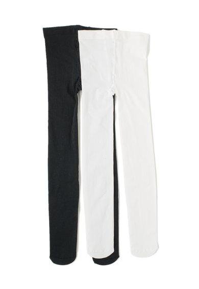 Set de dresuri negru cu alb – 2 perechi de la MALA