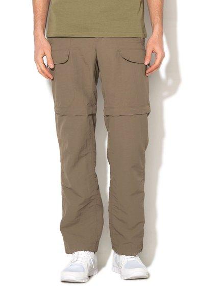 FashionDays.ro: Pantaloni convertibili maro taupe Paramount Peak The North Face