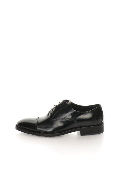 FashionDays.ro: Pantofi negri de piele Bob Versace 1969 Abbigliamento Sportivo