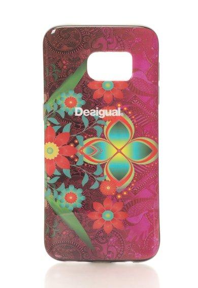 Carcasa pentru Samsung Galaxy 7 multicolora cu flori