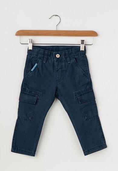 Pantaloni cargo bleumarin de la United Colors Of Benetton