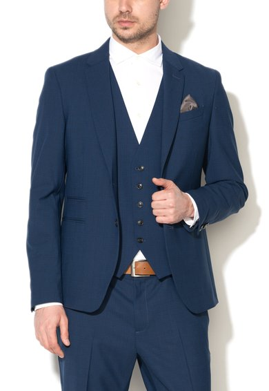 United Colors Of Benetton Sacou bleumarin slim fit