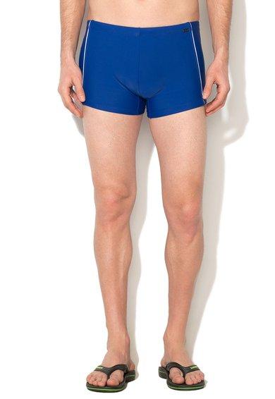 Boxeri de baie albastru royal Basic Instinct de la Skiny