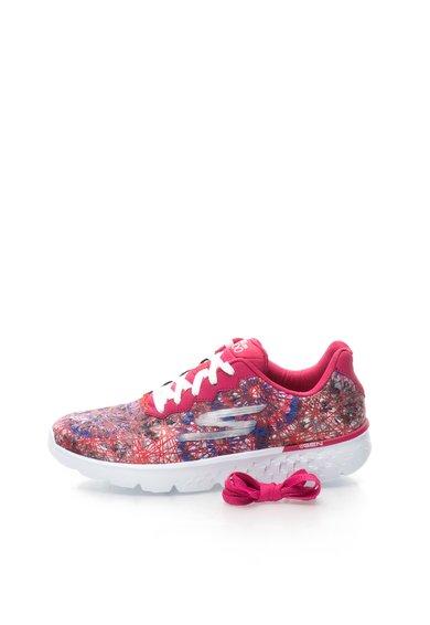 FashionDays.ro: Pantofi pentru alergare roz Go Run 400 Skechers