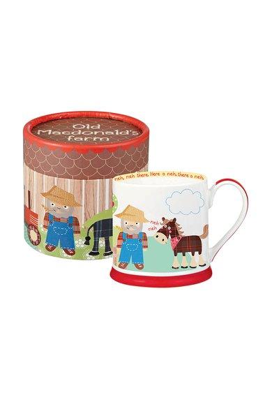 FashionDays.ro: Cutie cadou multicolora cu cana Old Macdonald Churchill