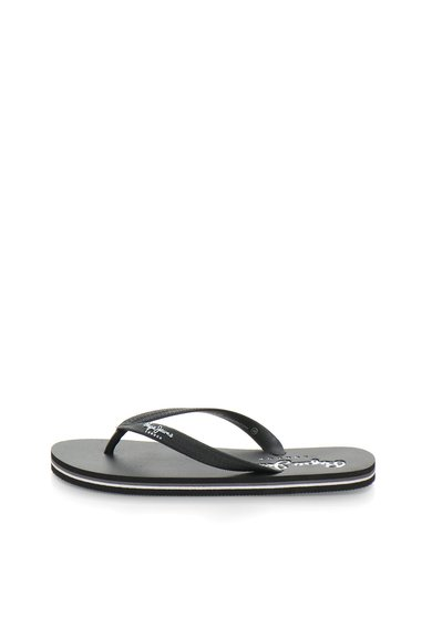 Pepe Jeans London Papuci flip-flop negri Swimming Barbati image_1