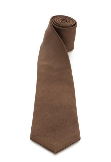 FashionDays.ro: Cravata maro inchis de matase Vincenzo Boretti