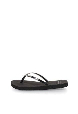 Papuci flip-flop negri