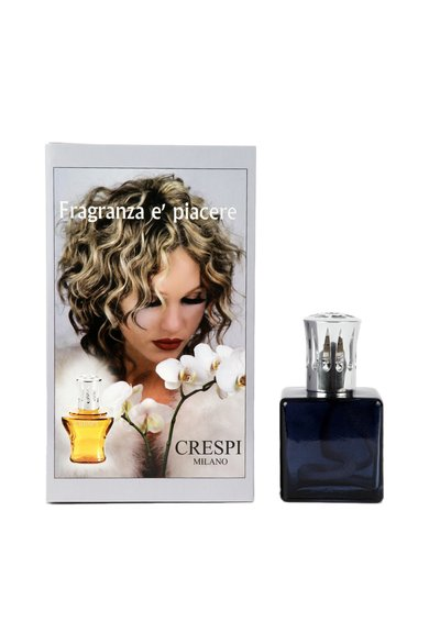 Lampa decorativa neagra pentru parfum Catalitic
